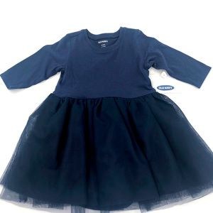 12/18 month NWT Old Navy Tulle Skirt Dress Cute